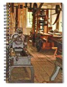 Quitting Time Spiral Notebook