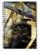Ra Spiral Notebook