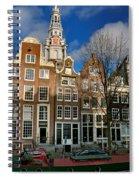 Raamgracht 19. Amsterdam Spiral Notebook