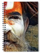 Rade Baba Spiral Notebook