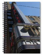 Radio City Music Hall 2 Spiral Notebook