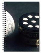 Radon Test Kit Spiral Notebook