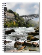 Raging Niagara          Spiral Notebook