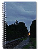 Rails Hd Spiral Notebook