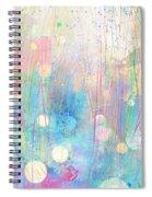 Rain Down On Me Spiral Notebook