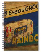 Rainbo Bread Spiral Notebook