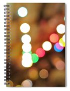 Rainbow Brights Spiral Notebook