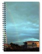 Rainbow Calabrese Spiral Notebook