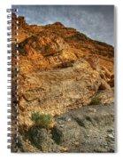 Rainbow Canyon 2 Death Valley Spiral Notebook
