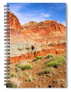 Rainbow Castle Spiral Notebook