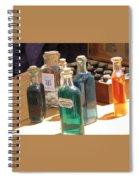 Rainbow Elixirs Spiral Notebook