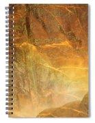 Rainbow Rocks Spiral Notebook