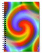 Rainbows Spiral Notebook
