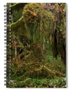 Rainforest Jaws Spiral Notebook