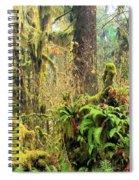 Rainforest Salad Bar Spiral Notebook