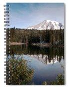 Rainier Serenity Spiral Notebook