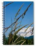 Rainier Weeds Spiral Notebook