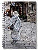 Rainwear In Salzburg Spiral Notebook