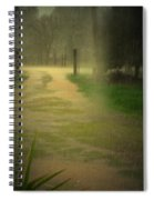 Rainy Daze Again Spiral Notebook
