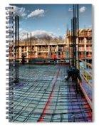 Raising Bedford Spiral Notebook