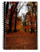 Ramble On Spiral Notebook