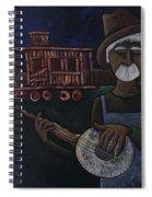 Ramblin' Man Spiral Notebook