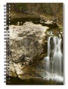 Ramsey Falls Mn 16 Spiral Notebook