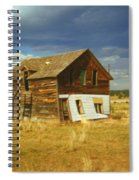 Ranch House Spiral Notebook