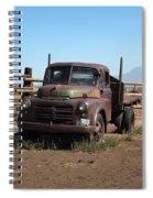 Ranch Truck Spiral Notebook