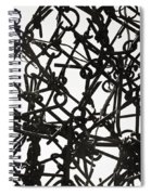 Randomness Spiral Notebook