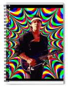 Randy Wolfe Spiral Notebook