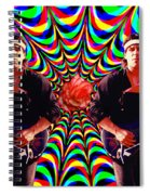 Randy's Rose Spiral Notebook