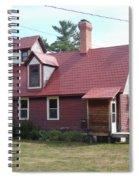 Range Light Spiral Notebook