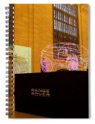 Range Rover Spiral Notebook