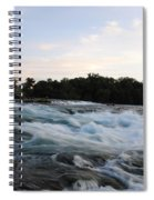 Rapids Spiral Notebook