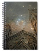 Magical Rattling Sky Spiral Notebook