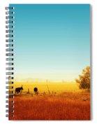 Rawdon Everyday Life 02 Spiral Notebook