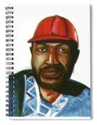 Ray Lema Spiral Notebook