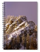 Rays Of Hope Warmth And Beauty Spiral Notebook