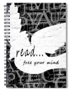 Read Free Your Mind Spiral Notebook