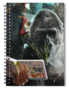Reading Is Fundamental Spiral Notebook