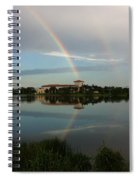 Reading Rainbow Spiral Notebook