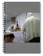 Reading The Torah Spiral Notebook