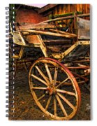 Ready For A Sunday Drive - Featured In Tennessee Treasures Group And Spectacular Artworks Group Spiral Notebook