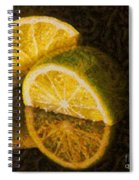 Ready For Gingerino Spiral Notebook