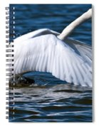 Ready Set Go Spiral Notebook