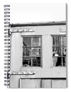 Rear Window Spiral Notebook