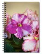 Rebel Petals Spiral Notebook