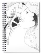 Recalling Dreams Spiral Notebook