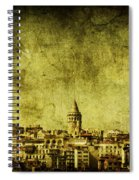 Recollection Spiral Notebook